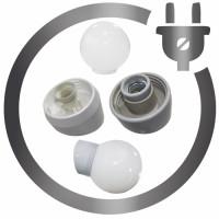 LAMPHOLDER BASE - GLASS
