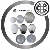 Plastic ● exterior lights Globes & other Mareco Luce