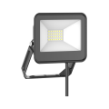 EL198724   LED FloodLight black IP65 L164.6xW135xH29.8mm 20W 4000k 1800lm enjoySimplicity™