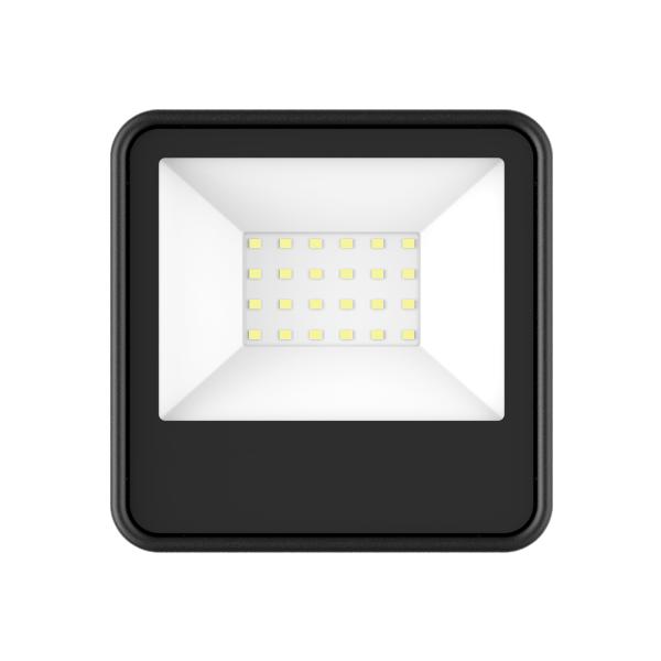 EL198736 | LED FloodLight black IP65 L186xW135xH29.8mm|30W|6500k|2700lm|enjoySimplicity™