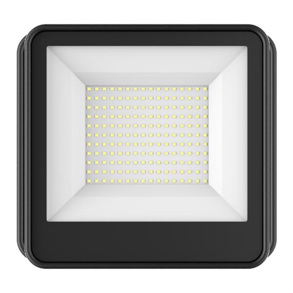 EL198794 |  LED FloodLight black IP65 L243xW313.3xH37.3mm|100W|4000k|9000lm|enjoySimplicity™