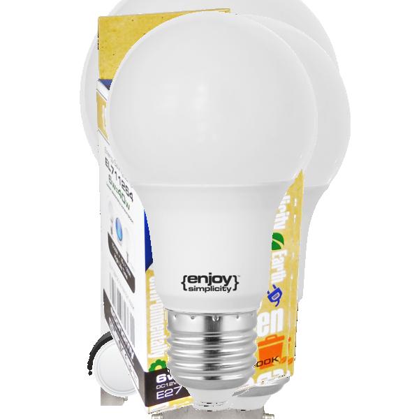 EL714294 | LED A60|DC42V|9W(>60W)|4000k|800lm|enjoySimplicity™