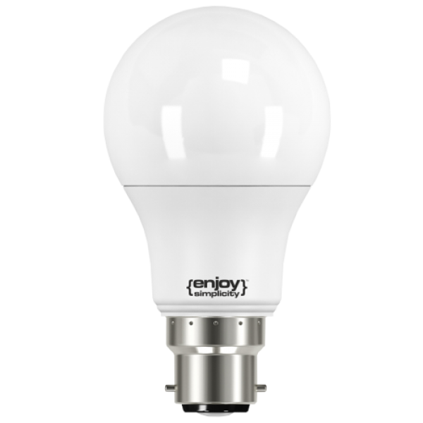 EL722802 | LED A60|8.2W(>60W)B22|2700k|806lm|enjoySimplicity™|Classic