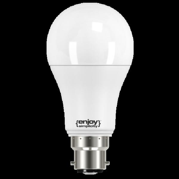 EL722902 | LED A60|10.5W(>75W)B22|2700k|1060lm|enjoySimplicity™|Classic