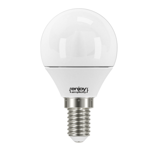 EL731256 | LED Ρ45|3.1W(>25W)Ε14|6500k|250lm|enjoySimplicity™|Classic
