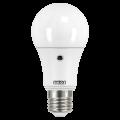 EL782806   SmartLED A60 SENSOR DAY-NIGHT 8.5W(>60W)Ε27 2700k 806lm enjoySimplicity™ Classic