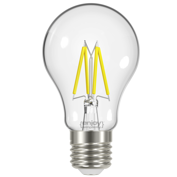 EL822811 | LED FILLAMENT CLEAR|A67 11.5W(>100w) E27|6500k|1521lm|enjoySimplicity™