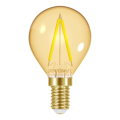 EL825602   LED FILLAMENT AMBER P45 2.3W E14 <2000k 180lm enjoySimplicity™