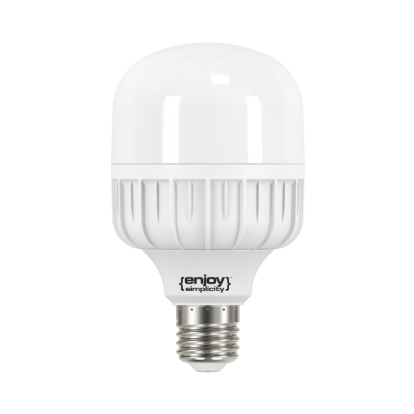 EL851654|LED High Power T80|16.5W(100-240V)Ε27|4000k|1800lm|enjoySimplicity™|Classic