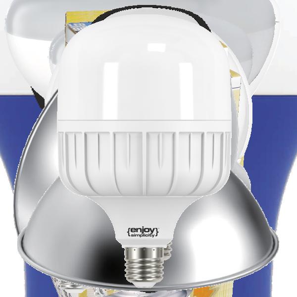EL853602 | LED High Power T100|28W(230V)Ε27|2700k|3700lm|(>220w)|A++|enjoySimplicity™|Classic