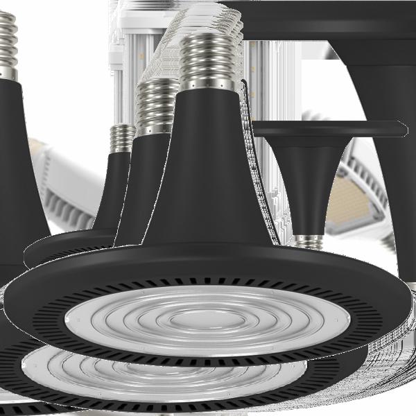EL858824 | LED UFO|78W(>ΗΙD 400W)|120-240V|Ε40|4000k|11000lm|A++|enjoySimplicity™|Classic