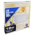 EL191514 | LED small Panel #215x215x19mm|18W|4000k|1300lm|enjoySimplicity™