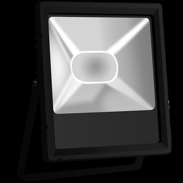 EL193306 | LED FloodLight black IP65 L203xW185xH63mm|30W|6500k|3000lm