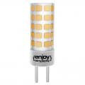 EL104403 | LED G4  AC/DC12V|5W(>50W)|3000k|400lm|A++|enjoySimplicity™|Classic