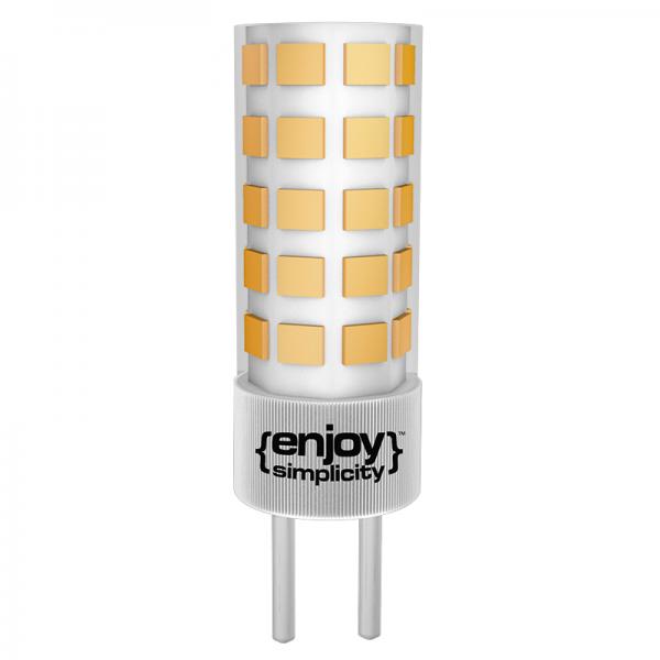 EL109524 | LED G9 DIM|7W(>70W)|4000k|520lm|enjoySimplicity™|Classic