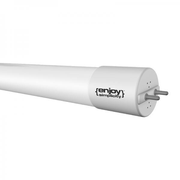 EL102812 | LED T8 PF>0.9|9W G13|3000k|650lm|600mm|enjoySimplicity™|Classic