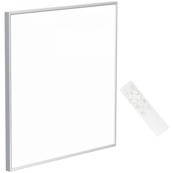 EL192320 | ALUM LED Panel 595x595x23|40W|4210lm|CCT 2700-6500k+RemoteControl|enjoySimplicity™