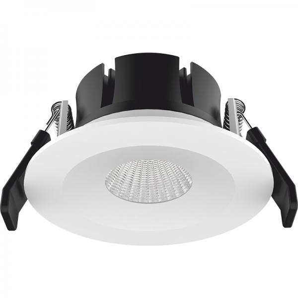 EL191031 | LED Mini Downlight 60⁰ White|8.5W|3000k|680lm|Φ90xh51|enjoySimplicity™