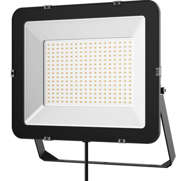 EL198764 | LED FloodLight black IP65 |150W|4000k|18000lm|335x270x43|A++|enjoySimplicity™