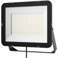 EL198786 | LED FloodLight black IP65 |200W|6500k|24000lm|390x307x49|A++|enjoySimplicity™