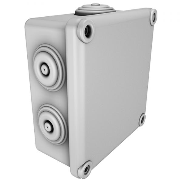 108-2 | ELBOX™ moisture resistant #16 ΙΡ54 82x82x35