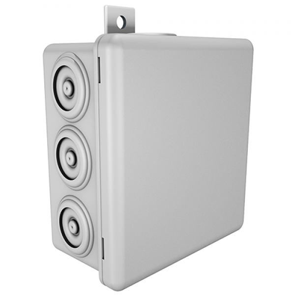 111 | ELBOX™ moisture resistant #13,5 ΙΡ54  80x80x37