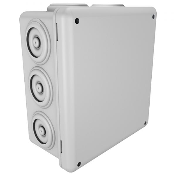 112 | ELBOX™ moisture resistant  ΙΡ54  162x120x70mm