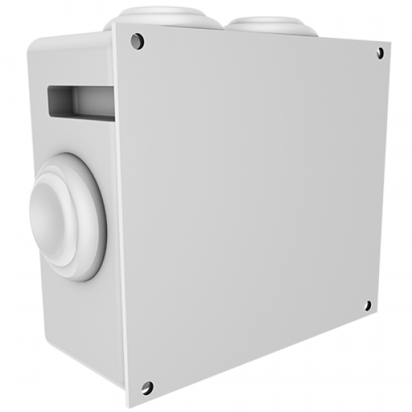 117  | ELBOX™  Concrete pressed box #21 ΙΡ45  115x107x45