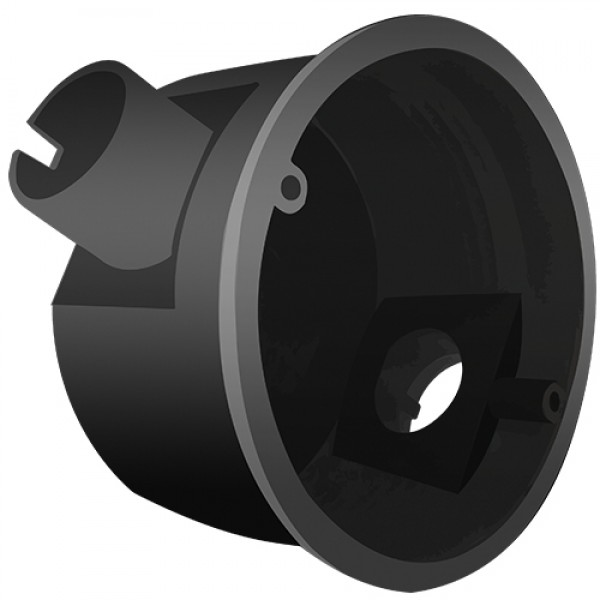 140-1 | ELBOX™ SUPER ΙΡ20 Φ66xH39,5mm