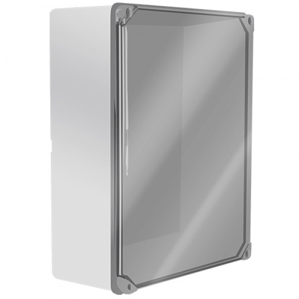 17212 | SURFACE ENCLOSURE 170x170x75mm/IP55