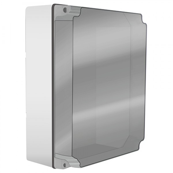 17216 | SURFACE ENCLOSURE TRANSPARENT LID 310x240x100mm/IP55