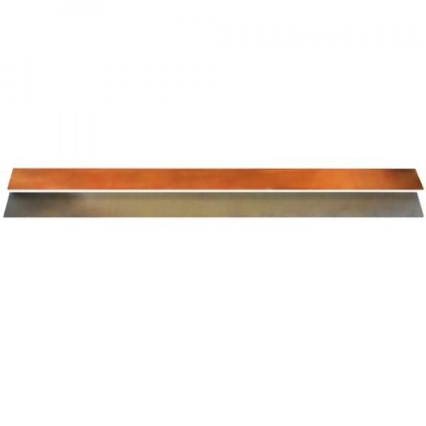 177-2 | BIMETALIC 500x40x0,5mm Al-Cu