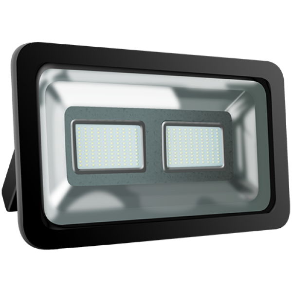 EL193956 | LED FloodLight black IP65 L425xW330xH150mm|150W|6500k|13619lm