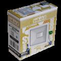 EL197206 | LED FloodLight white IP65 L130xW126xH26mm|20W|6500k|2000lm
