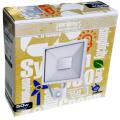 EL198502 | LED Sensor FloodLight white IP65/IP44 L190xW249xH26mm|50W|3000k|4500lm|enjoySimplicity™