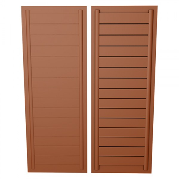 230.04 | SOFT BLANKING BROWN 174x54mm-29 PIECES
