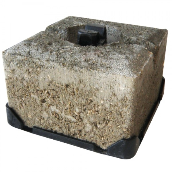 342 | CONCRETE BASE FOR RODS OR TAPES