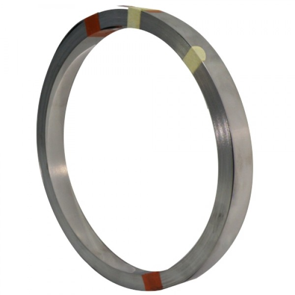 420   INOX TAPE FOR BOND CLAMP 22x0,4mm 25mt