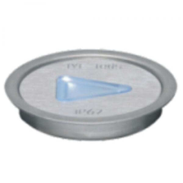 5949 | ΕΥΕLED® QUIDE 3L INOX-LED:0,3W WHITE