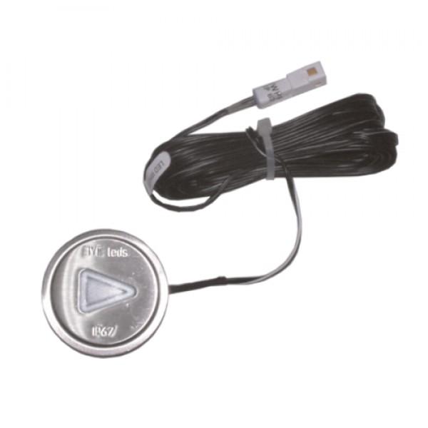 5950 |  ΕΥΕLED® QUIDE 5L INOX-LED:0,3W WHITE