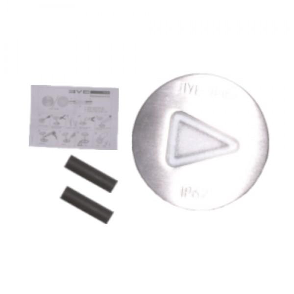 ΕΥΕLED® QUIDE REPLACEMENT UNIT INOX-LED0,3W WHITE