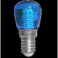 EL775106 | LED T23 ΝΥΚΤΟΣ|2W Ε14|ΜΠΛΕ|γυαλ|enjoySimplicity™