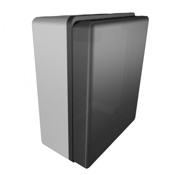 AS25T | SURFACE ELBOX™ 150x110x70mm IP56 FUME LID
