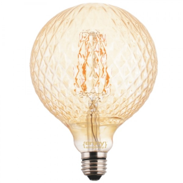EL822004 | LED FILLAMENT VintageGlass G125*175|5.5W Ε27|2200k|550lm|enjoySimplicity™